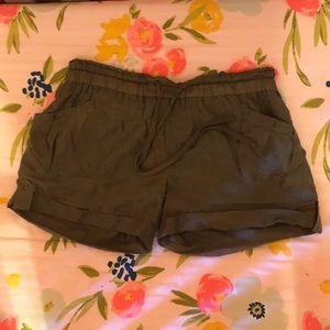 Ella Moss Drawstring Shorts